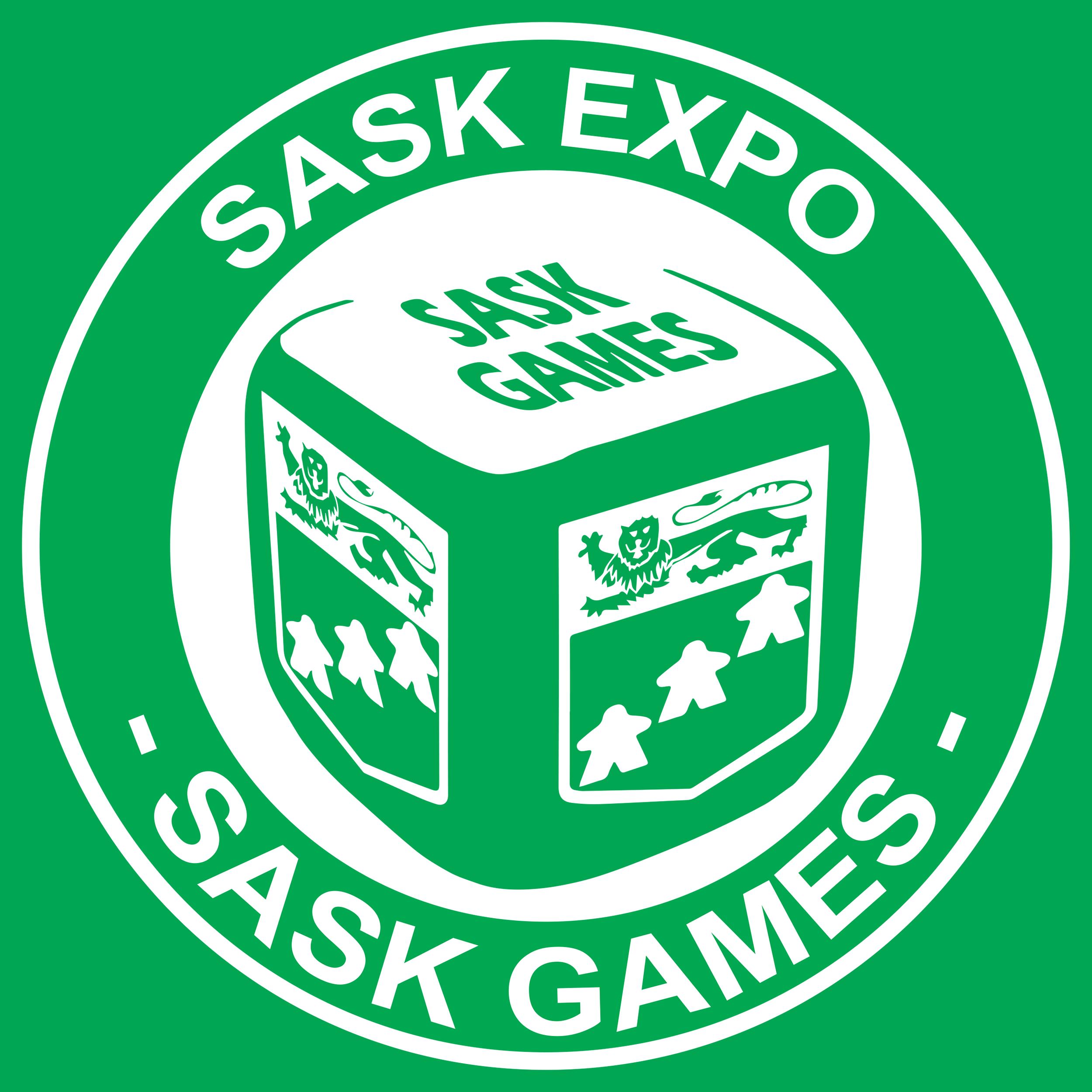 SaskGames Logos - Sask Expo