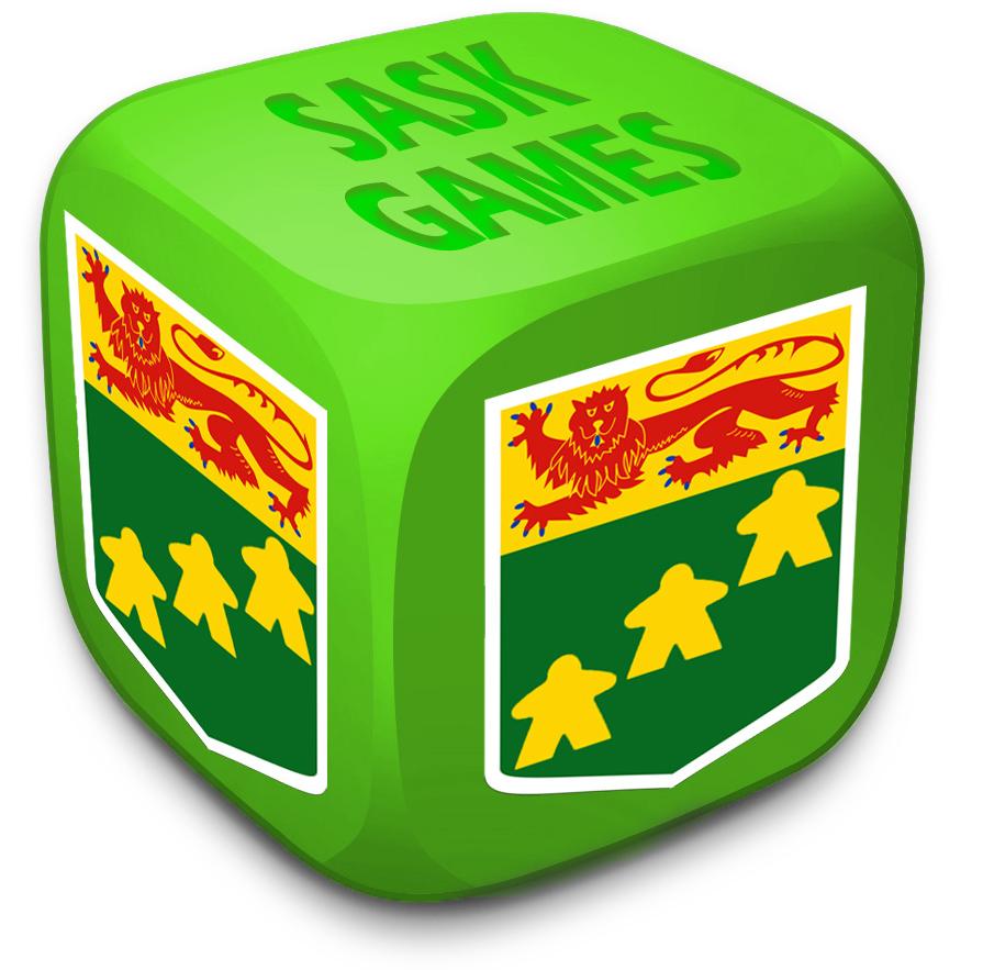 SaskGames Logo