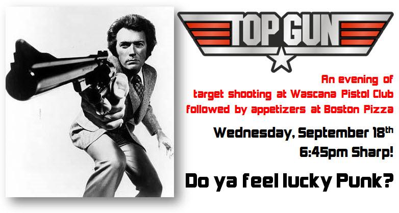 Top Gun Event Poster (2013)