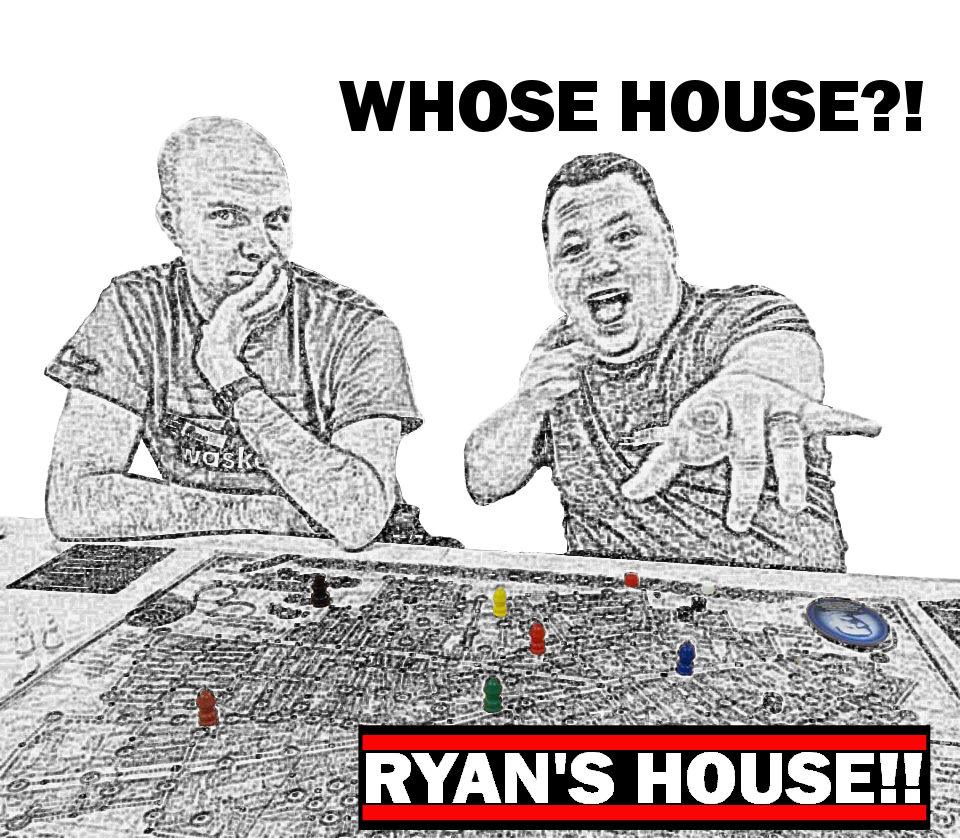 Ryan's House logo