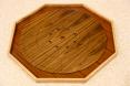 Crokinole Board by R. Olson, Weyburn