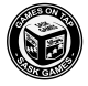 SaskGames Logos - Games On Tap