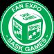 SaskGames Logos - Fan Expo