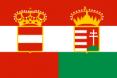 Austria Flag 1900
