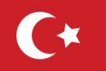 Turkey Flag 1900